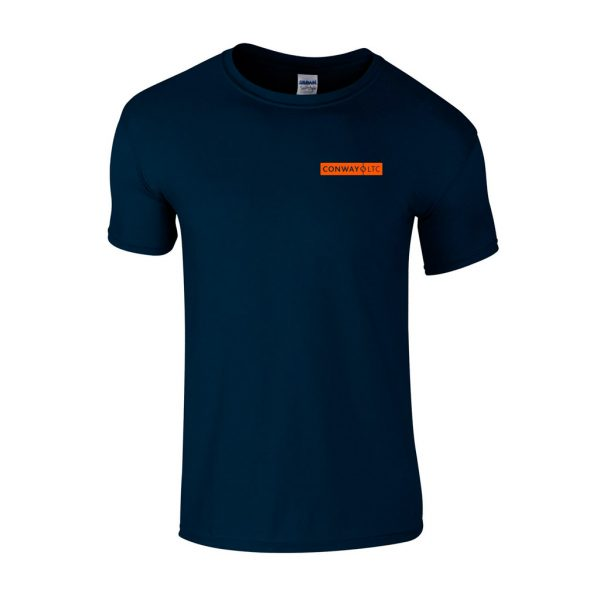 GD01B - Junior T-Shirt - Navy