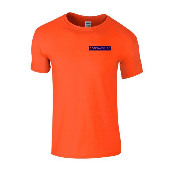 GD01B - Junior T-Shirt - Orange