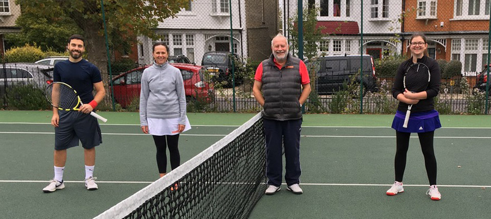 Conway Tennis Finals Day 2020 - Mixed Doubles